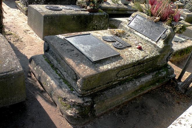 Могила Альбрехта Дюрера