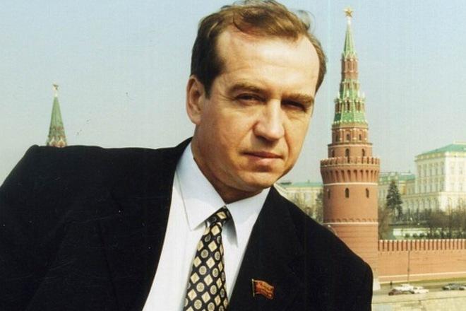 Коммунист Сергей Левченко