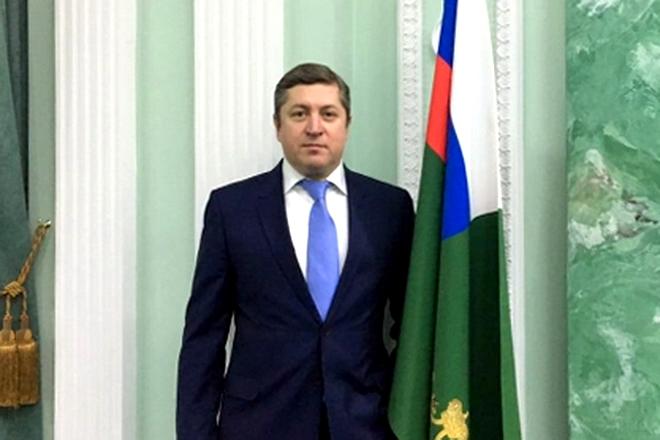 Депутат Государственной думы Иван Соловьев