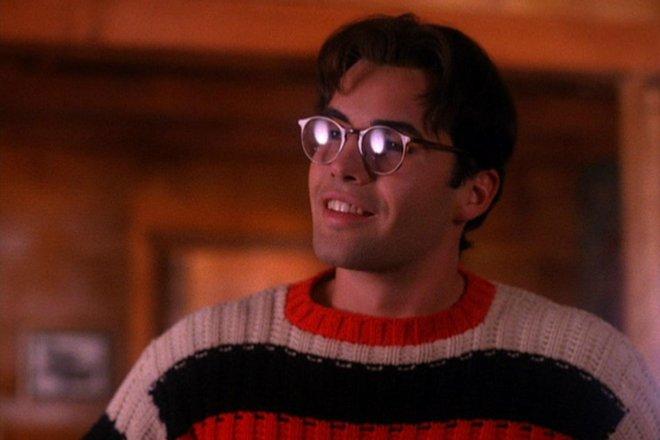 Билли Зейн в сериале «Твин Пикс»