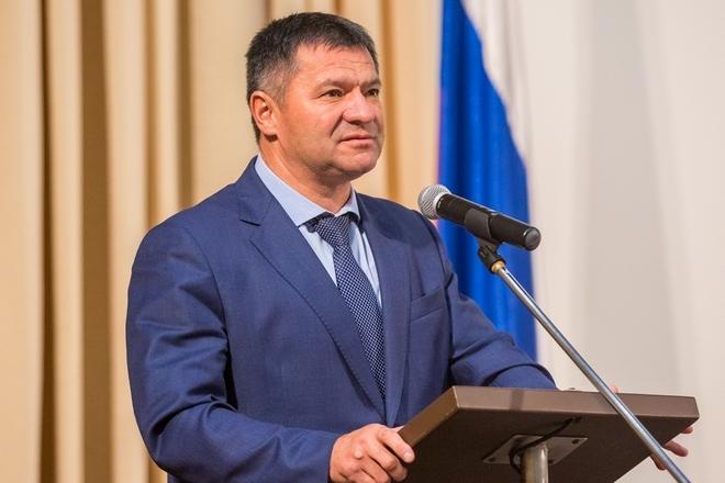 Политик Андрей Тарасенко