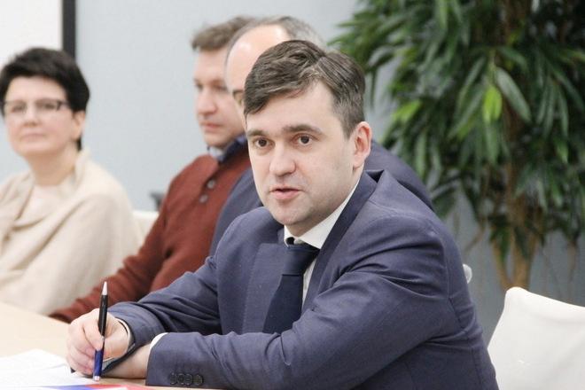Политик Станислав Воскресенский