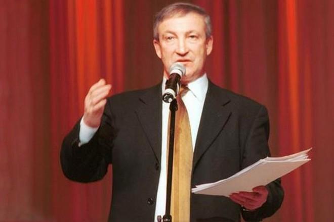 Семен Альтов на сцене