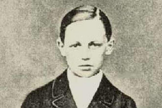 Артюр Рембо в детстве