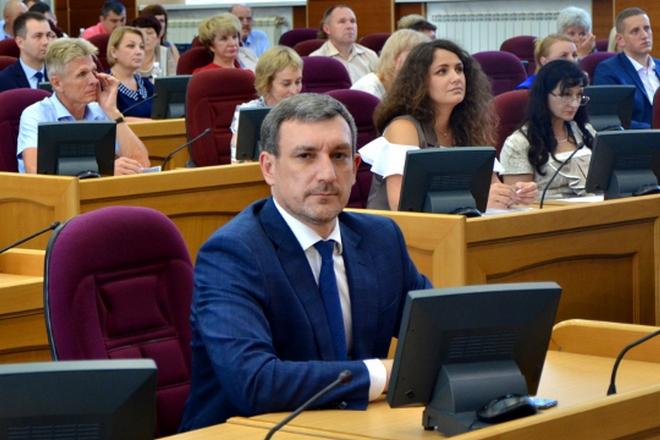 Депутат Василий Орлов