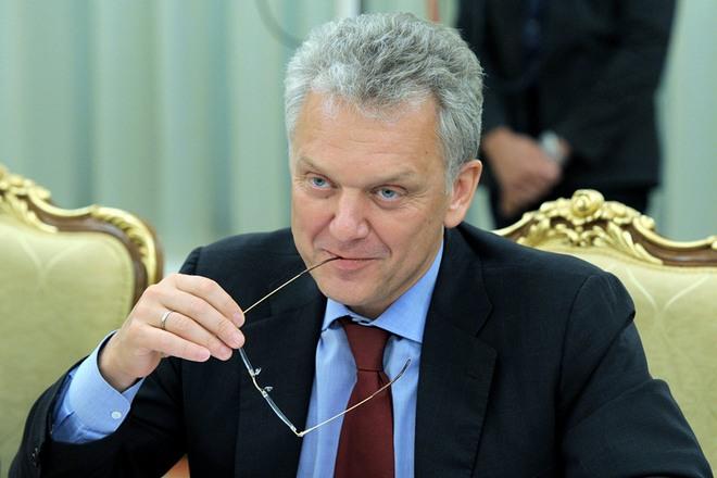 Государственный деятель Виктор Христенко