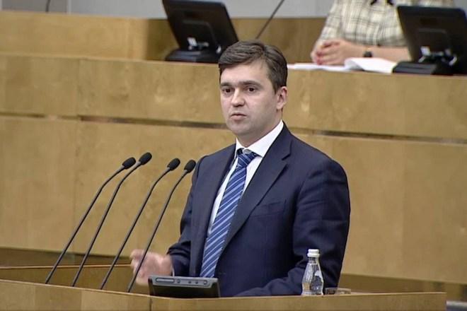 Заместитель министра экономики Станислав Воскресенский