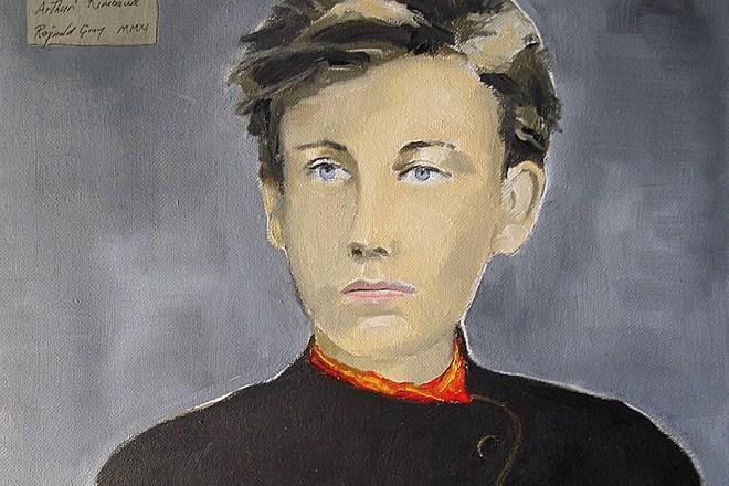 Портрет Артюра Рембо
