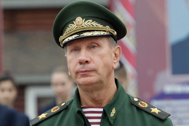 Генерал армии Виктор Золотов