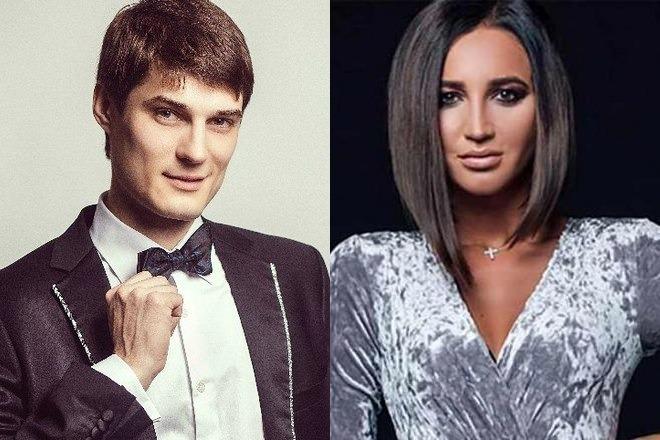 Сергей Зеленский и Ольга Бузова