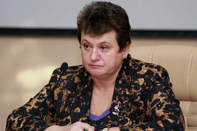 Политик Светлана Орлова