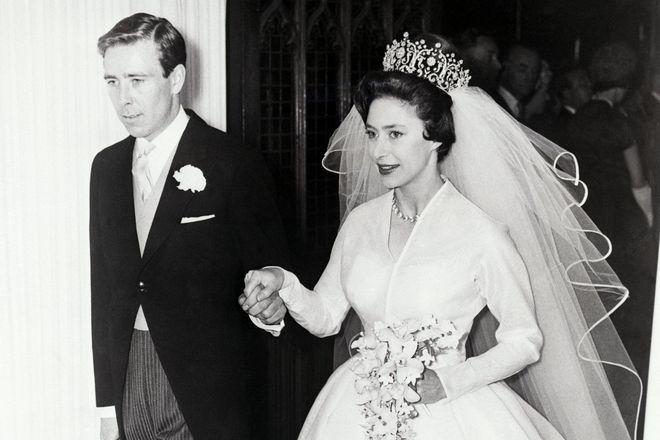 Свадьба принцессы Маргарет и Энтони Армстронга-Джонса