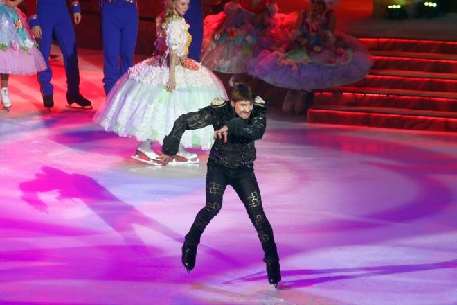 Алексей Ягудин в шоу