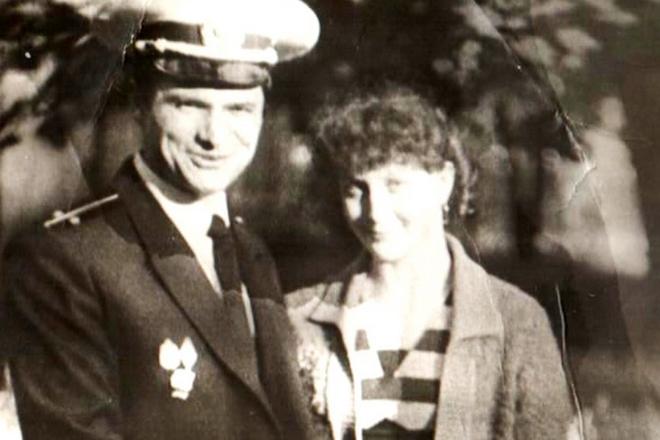 Андрей Тарасенко и его жена Светлана