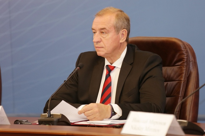 Сергей Левченко в 2018 году
