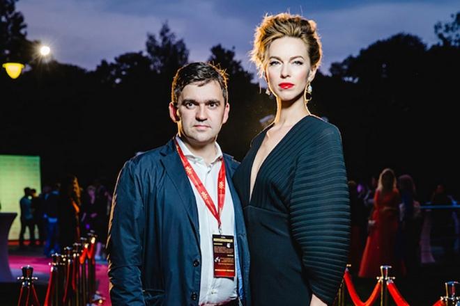 Станислав Воскресенский и его жена Светлана Дрыга
