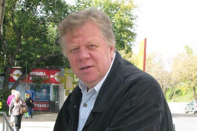 Игорь Лях в 2018 году