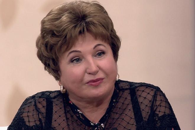 Галина Коньшина в 2018 году