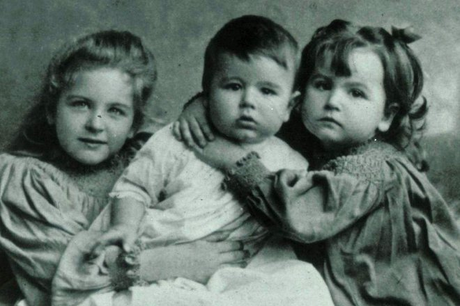 Дети Редьярда Киплинга
