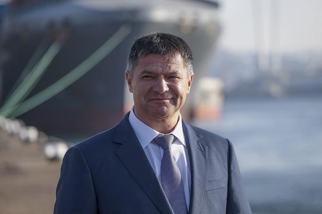 Андрей Тарасенко в 2018 году