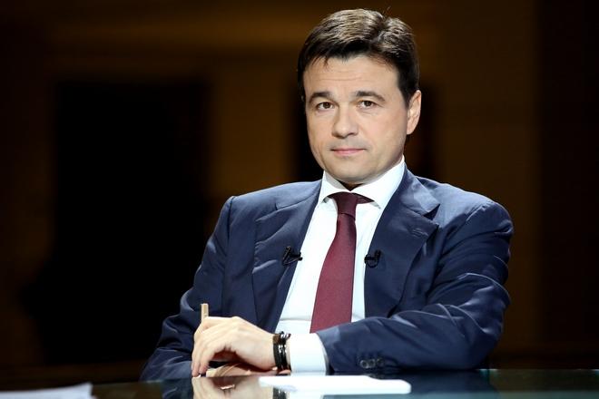 Андрей Воробьев в 2018 году