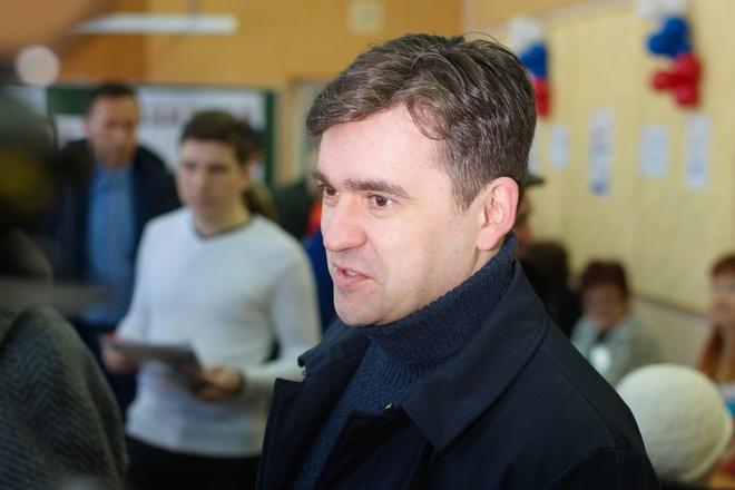 Станислав Воскресенский в 2018 году