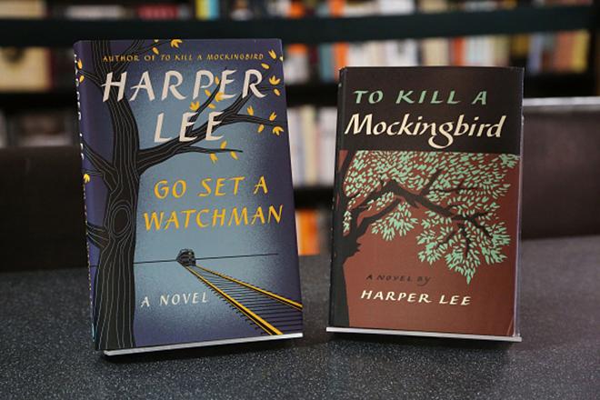 Книги Харпер Ли