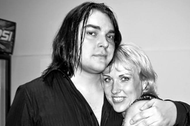 Алексей Горшенев и его жена Алла