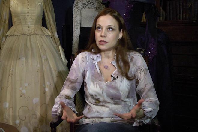 Анна Дубровская в театре