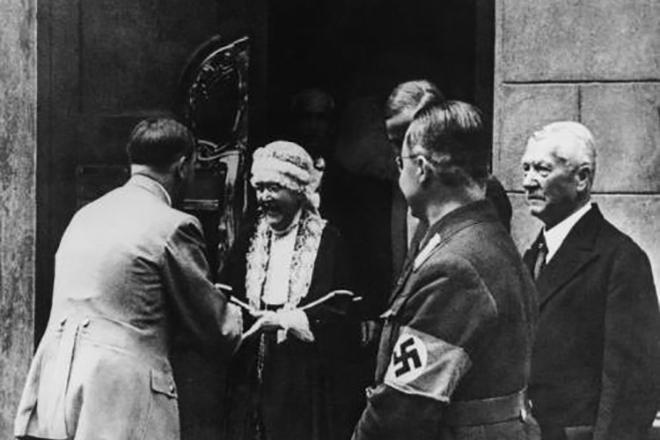 Элизабет Ницше поддерживала идеи нацистов