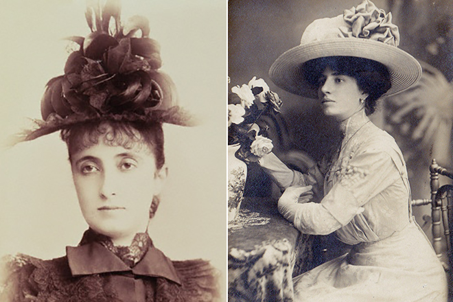 Адели Дойч, третья жена Иоганна Штрауса
