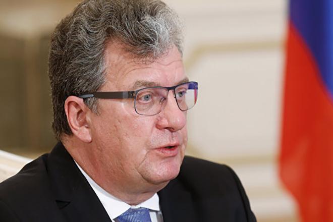 Сергей Приходько в 2017 году