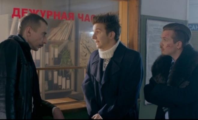 Денис Кукояка в сериале «Пьяная фирма»