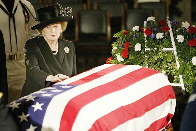 Похороны Рональда Рейгана