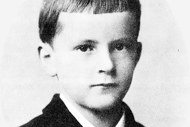 Карл Юнг в детстве