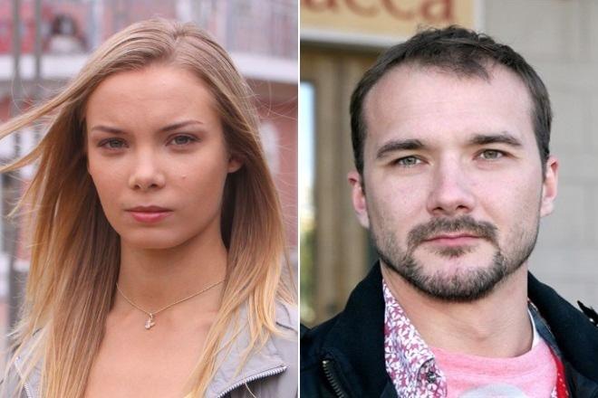 Ольга Арнтгольц и Дмитрий Петрунь