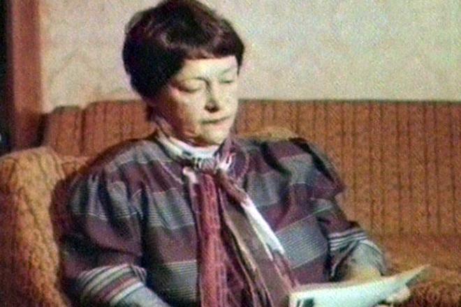 Людмила Марченко в последние годы
