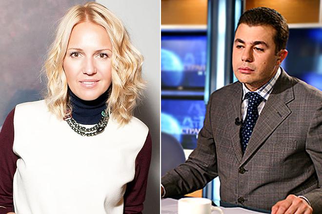 Юлия Бордовских и Антон Хреков