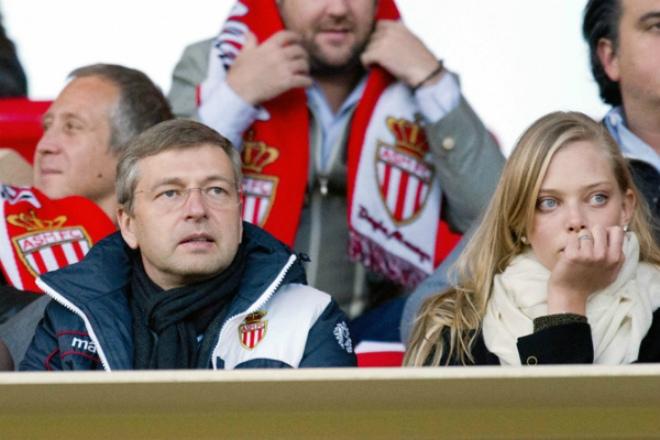 Дмитрий Рыболовлев и Татьяна Дягилева