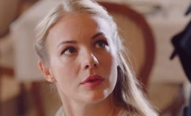 Елена Аросьева в сериале «Свидетельство о рождении»