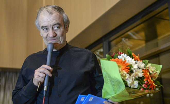 Валерий Гергиев на встрече с участниками проекта «Ты супер! Танцы»