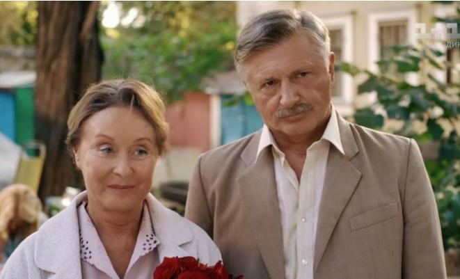Лариса Удовиченко в сериале 2018 года «Сувенир из Одессы»