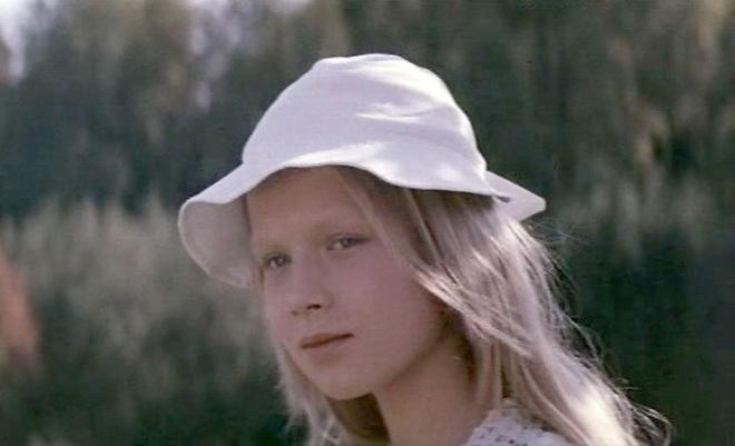 Дарья Михайлова в юности