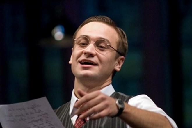 Кирилл Жандаров в cпектакле