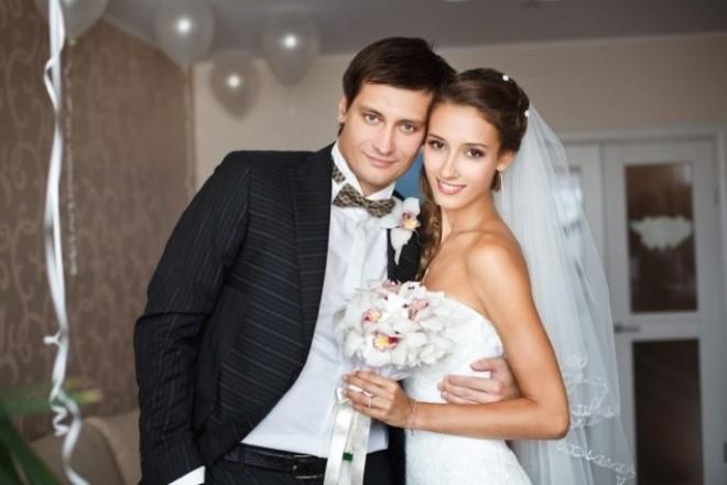 Дмитрий Гудков и Валерия Сушкова