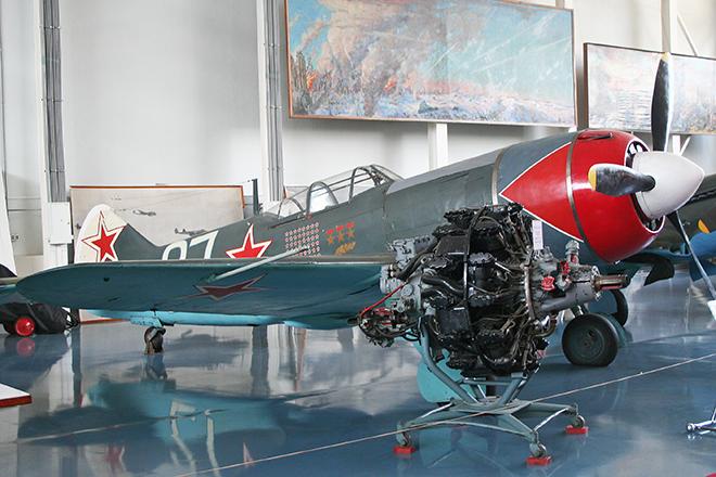 Самолет Ивана Кожедуба