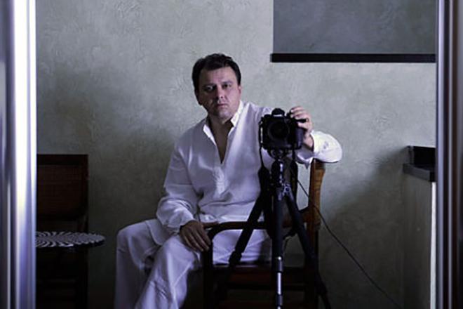 Писатель Мирослав Адамчик