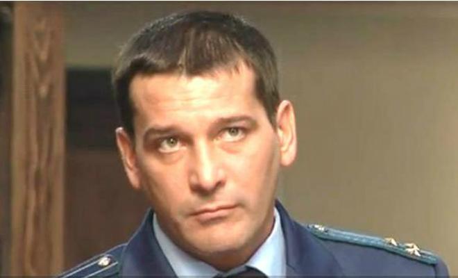 Ярослав Бойко в сериале «Ваша честь»