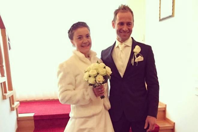 Свадьба Екатерины Юрловой и Йозефа Перхта