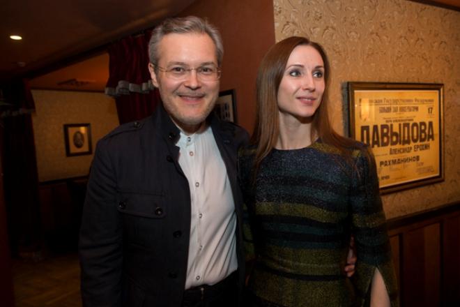 Вадим Репин и Светлана Захарова